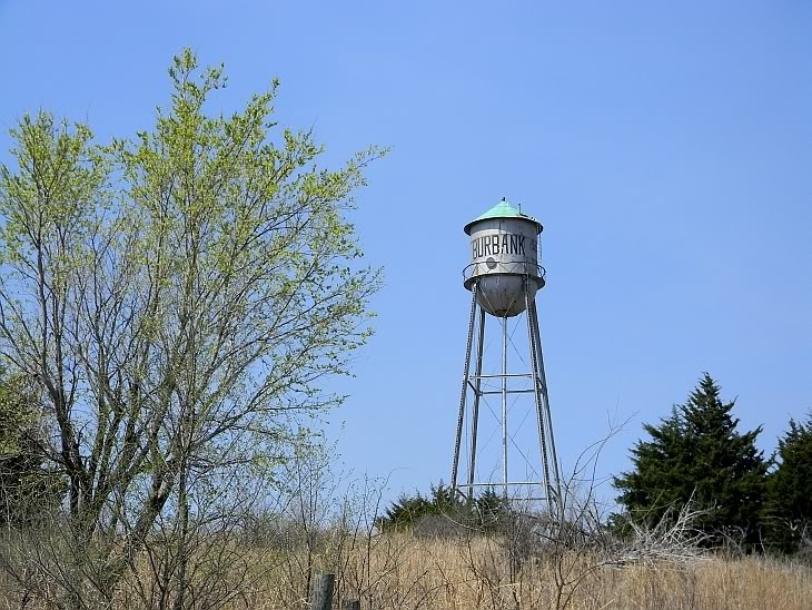 Burbank Water Tower